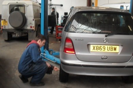 TA Lingard Motors Mechanics