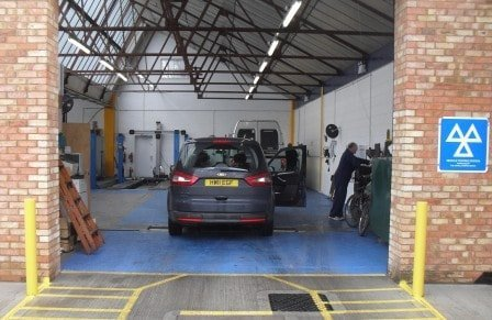 New Premises for TA Lingard Motors