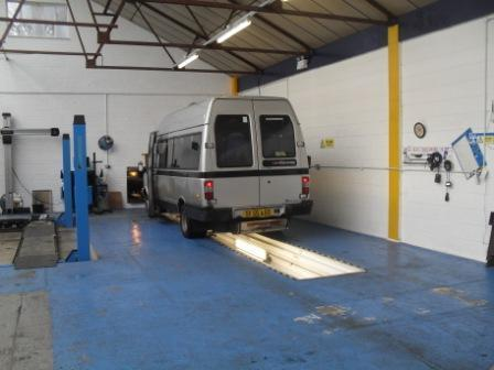 TA Lingard Motors New Premises